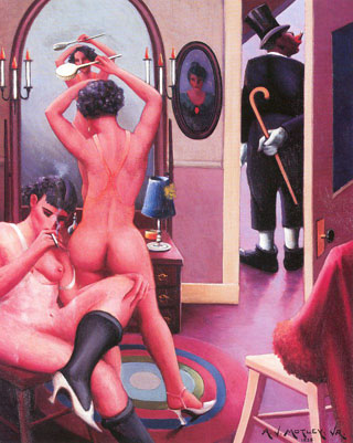 Archibald Motley, Between Acts