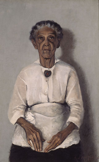 Archibald Motley, Grandmother Portrait