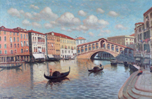 Richard Dey De Ribcowsky Rialto Bridge Midsized Thumbnail