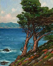 Point Lobos Cypress Alex Dzigurski
