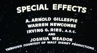 Joshua Meador Forbidden Planet Credits