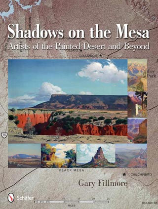 Gary Fillmore Shadows on the Mesa