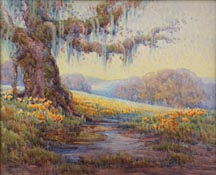 Grace Allison Griffith Mossy Oak and Poppies Midsized Thumbnail