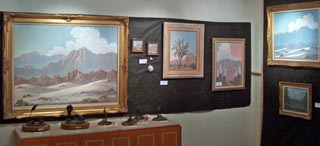 Kathi's Paintings and Bronzes in Palm Desert