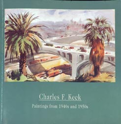 Charles F Keck Book Cover