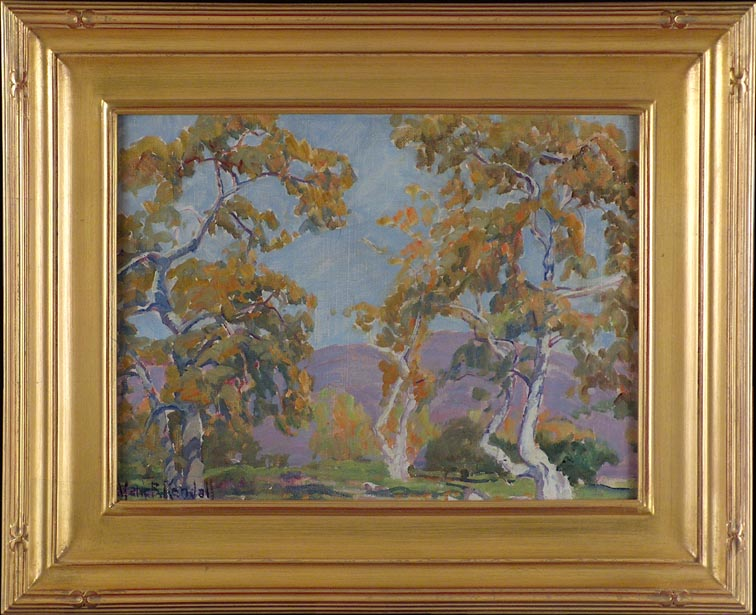 Marie Boening Kendall Sycamores California