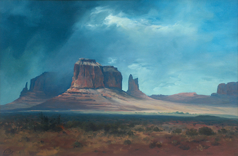 Ralph Love Monument Valley
