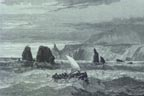 Mouth of the Russian River Robert Swain Gifford Print Thumbnail