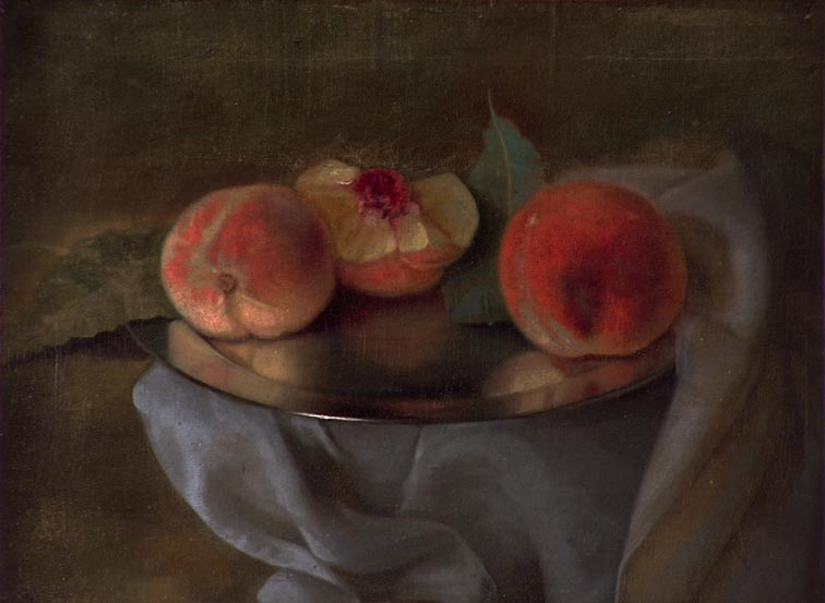 Carducius Plantagenet Ream Peaches on Silver 1909