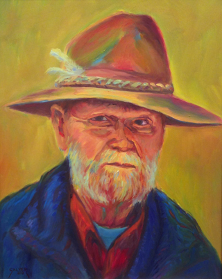 Phil Salyer The Old Prospector