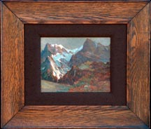 Karl Schmidt Mountain Glacier 1924 Midsized Thumbnail