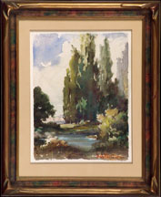 Davis Francis Schwartz Eucalyptus and River Midsized Thumbnail