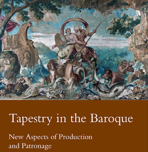 Thomas B Campbell Tapestries in the Baroque Cover