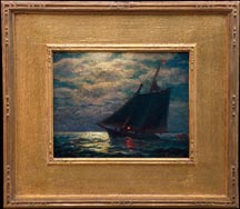 James Gale Tyler Nocturn Sailboat Midsized Thumbnail