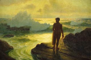 Hawaiian Fisherman Lionel Walden 1924
