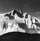 Ansel Adams Sierra Nevada from Lone Pine Thumbnail