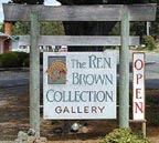 Reb Brown Sign Thumbnail