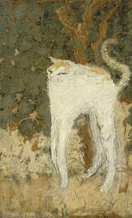 Bonnard Pierre The White Cat