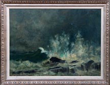 John Appleton Brown Crashing Waves Midsized Thumbnail