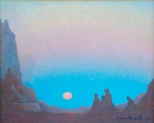 Ferdinand Burgdorff Monument Valley Midsized Thumbnail