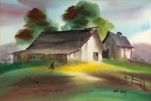 Sam Cook Green and Gold Farm Midsized Thumbnail