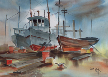 Sam Cook Marshalls Boatyard Midsized Thumbnail