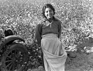 Dorothea Lange Cotton Picker San Joaquin Valley