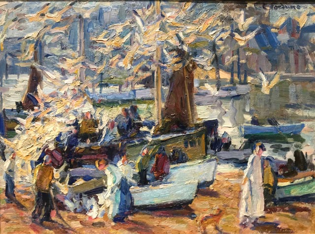 Scavengers, St. Ives, 1922 Collection of Marie and Murray Demo