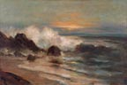 Nels Hagerup Breakers at Sunset