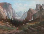 Carl Henrick Jonnevold Yosemite Valley Thumbnail