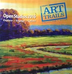 Art Trails 2916 Cover