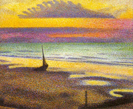 Lemmen_Georges_Beach_at_Heist
