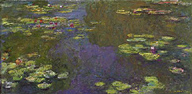 Monets Pond Lillies Thumbnail