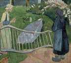 Paul Seruisier The Flowery Fence Thumbnail