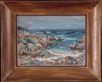 Stephen Seymour Thomas 17 Mile Drive Carmel California Beach Left Thumbnail