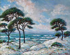 Stephen Seymour Thomas Monterey Coast Thumbnail