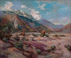 Florence Upson Young The Edge of the Desert Thumbnail
